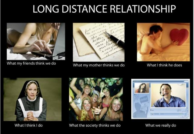 Why long distance relationships fail