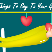 Five Sweet Things To Say To Your Girlfriend